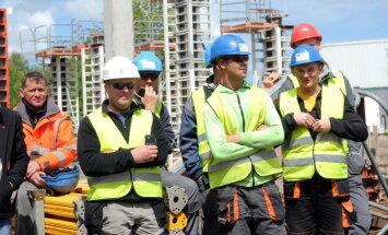 Minimālās algas palielināšana: būvniecībai varētu sekot arī citas nozares