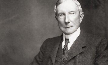 Ienīstākais un dāsnākais vīrs ASV – pirms 100 gadiem pasaule iepazina pirmo miljardieri