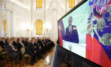 Korupcija ir Kremļa jaunais komunisms, brīdina analītiķis
