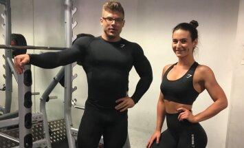 Fitnesa blogere Anna Maksaja: sāpes pieder pie šī sporta