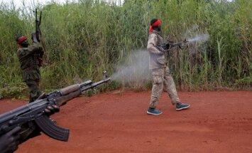 Krievijas algotņi tagad karojot arī Sudānā