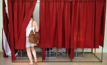 12.Saeimas vēlēšanās piedalīsies 13 partiju un partiju apvienību kandidātu saraksti