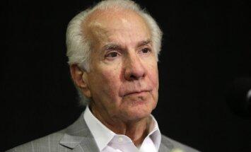 Miris NHL kluba 'Flyers' dibinātājs un īpašnieks Snaiders