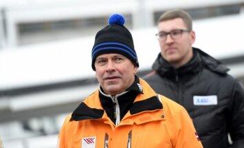 Pēc Demčenko un Ivanovas diskvalifikācijas nav svētku noskaņas, pauž Kamaniņu federācijas prezidents Strenga
