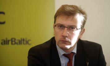 Рижский аэропорт возглавит глава совета airBaltic Лиепиньш