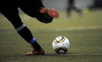 Krievijā 'štrāfēs' futbolistus, kuri pa svētkiem būs pieņēmušies svarā