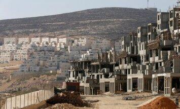 Izraēlas izlūkošanas ministrs atbalsta ebreju apmetņu pievienošanu Jeruzalemei