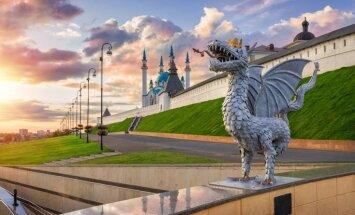 Третья столица России. Зачем латвийскому туристу ехать в Казань