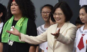 Taivāna atsakās komentēt Trampa izteikumus par 'vienas Ķīnas' politiku