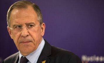 Lavrovs: Ukraina pārkāpj Ženēvas vienošanos