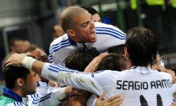 Madrides 'Real' pirmo reizi septiņu gadu laikā pārvar Čempionu līgas astotdaļfinālu