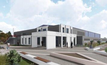 'Kurbads' ledus halles būvniecībai Rumbulā ņem 4,4 miljonu eiro kredītu