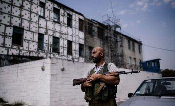 Apšaudītajā Doņeckas cietumā atgriezušies 60 ieslodzītie