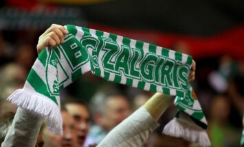 'Žalgiris' bez Vecvagara palīdzības ar uzvaru sāk jauno ULEB Eirolīgas sezonu