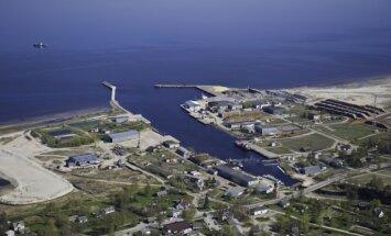 В развитие Мерсрагского порта вложат миллион евро