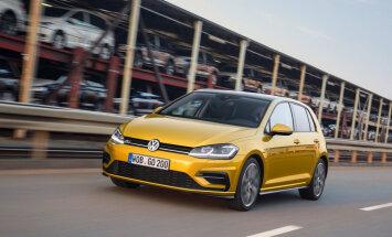 Pirmajā pusgadā par 7% pieaudzis Latvijas jaunu auto tirgus