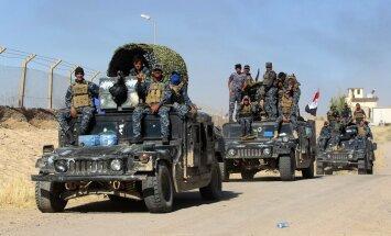 Pēc uzbrukuma kurdiem ASV kongresmeņi draud pārtraukt ieroču piegādi Bagdādei