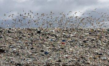 VVD pārtrauc līgumus ar pieciem atkritumu apsaimniekotājiem