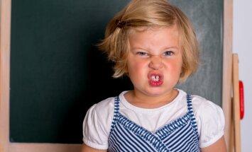 Vienkārši veidi, kā bērnam palīdzēt tikt galā ar dusmu lēkmēm