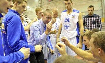 'Latvijas Universitātes' basketbolisti negaidīti pieveic 'Barons/LDz'