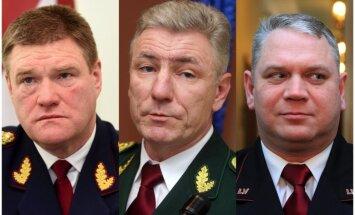 Коалиция поддерживает продление сроков полномочий Кюзиса, Гарбарса и Аболиньша