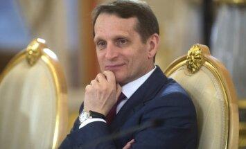 ASV jāizraida no NATO, paziņo Krievijas politiķis