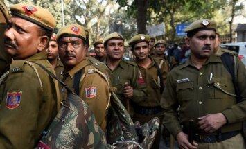 Latvijas pilsone Indijā nožņaugta, atklājusi policija