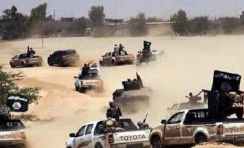 Divos gados nogalināti 45 tūkstoši 'Daesh' džihādistu