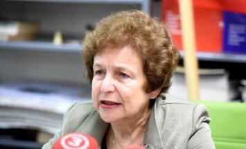 Суд оставил в силе запрет для Жданок баллотироваться в Сейм