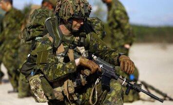 Latvijā dislocēs arī Kanādas 'kiberkaravīrus'