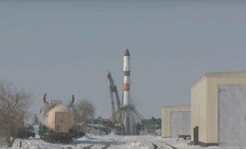 Krievija pēdējā brīdī atceļ kravas kuģa palaišanu uz Starptautisko kosmosa staciju