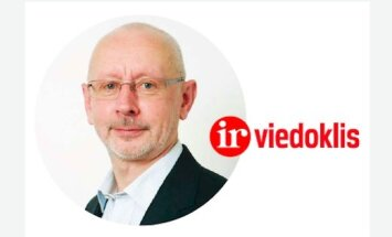 Aivars Ozoliņš, 'Ir': Oligarhu varas bankrots Ukrainā
