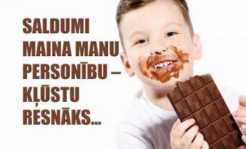 Cehs.lv: Cukurs nogalina bērnus!