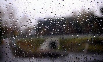 В четверг - пасмурная погода и дожди