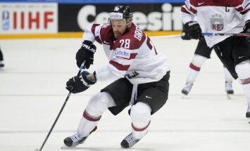 Гудлевскис и Гиргенсонс получили от клубов НХЛ квалификационные предложения