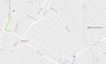 'Google' Lielos kapus apzīmē kā apbūvētu teritoriju