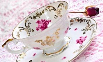 Baltais zelts – porcelāns. Smalka keramika ar senu vēsturi un unikālām īpašībām