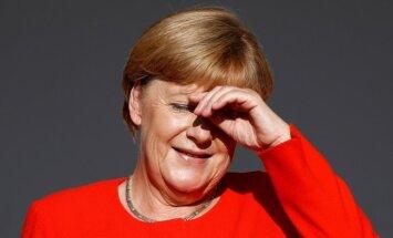 Vācijā saņemts 1000 kriminālsūdzību par Merkeles 'valsts nodevību'