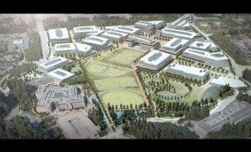 Microsoft снесет свой кампус площадью 200 га и построит заново