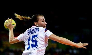 Riodežaneiro vasaras olimpisko spēļu sieviešu handbola turnīra ceturtdaļfinālu rezultāti (16.08.2016.)