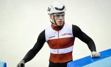 Šorttrekists Puķītis atradis kompromisu ar LSA un turpinās pārstāvēt Latviju