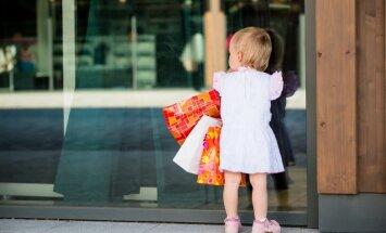 Vienkārši ieteikumi, kas varētu ļaut izbaudīt iepirkšanos ar bērniem