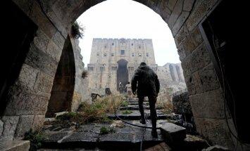 Krievijas sūtnis ANO: Kaujas Alepo austrumos ir beigušās