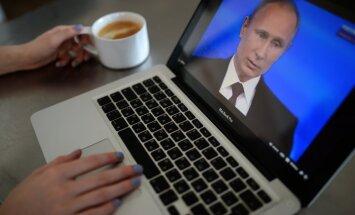 Krievijā atvadās no vārda brīvības internetā