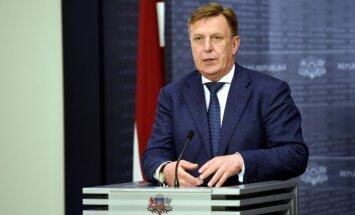 Neskatoties uz dažādiem viedokļiem, nodokļu reforma netiks bremzēta, sola Kučinskis