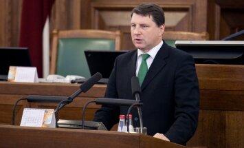 Ukrainā vēl nav izsmelti diplomātiskie līdzekļi, uzskata Vējonis