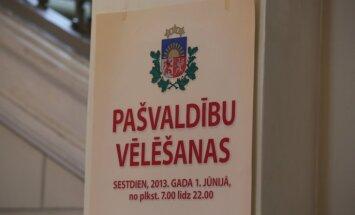 Lielākie zaudētāji un uzvarētāji: kā iepriekšējās pašvaldību vēlēšanas izvērtās Latvijas pilsētās