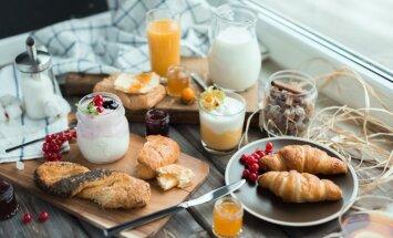 Brīvdienu brokastu konkurss: sūti recepti un laimē grozu ar gardiem labumiem