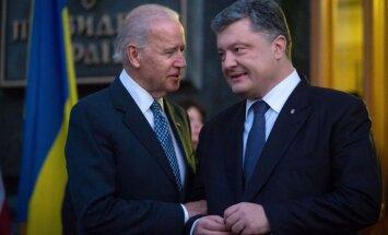 Байден: США настаивали уволить генпрокурора Украины, грозя невыплатой займа