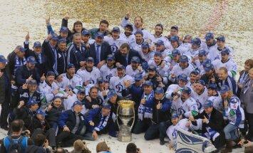 Pēdējie šīssezonas labākie KHL spēlētāji - Maskavas 'Dinamo' pārstāvji
